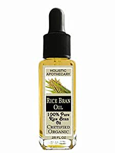 Pick Your Facial Oils in your own Set (Rice Bran Oil (Organic))