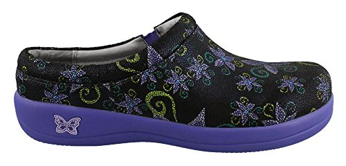 Alegria Women's Kayla Clog, Wildflower, 38 M EU by Alegria