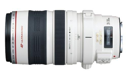 Canon EF 28-300mm f/3.5-5.6L IS USM Lens (Certified Refurbished)
