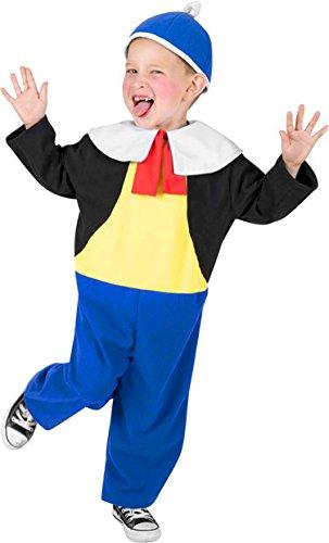 Funfill Boys Tweedle Dum Halloween Costume -