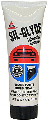 American Grease Stick SG-4 Sil-Glyde Lube Compound 4 oz Tube