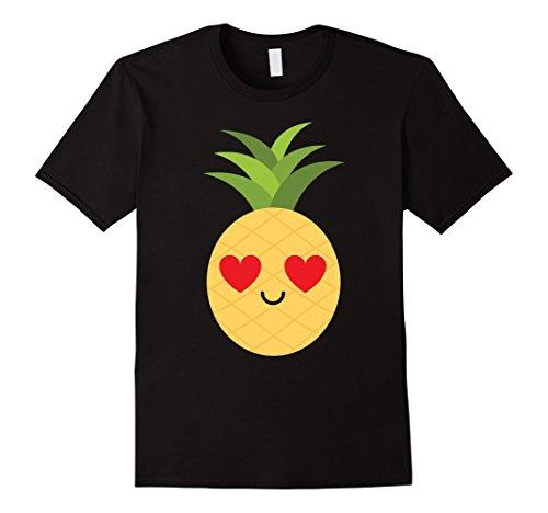 Men's (Heart Eyes Emoji Costume)