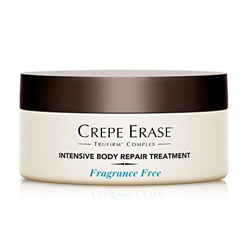 Crepe Erase - Intensive Body Repair Treatment - Fragrance Free - TruFirm Complex - 3.5 Ounces