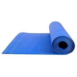 Amazon.com: Esterilla de yoga para ejercicio en interiores y ...