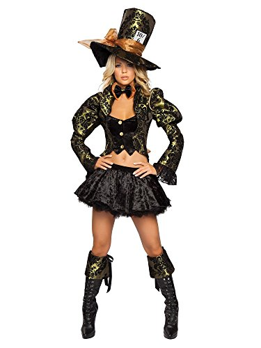 Tea Party Tease Adult Costume - (Adult Tea Party Tease Halloween Costumes)