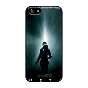 Premium Protection Prometheus 2012 Movie Case Cover For Iphone 5/5s- Retail Packaging