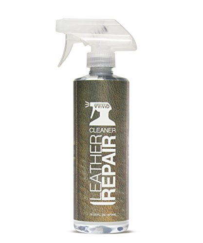 - VViViD Leather Repair-Cleaner 16oz Spray Bottle for Upholstery, Clothing and Accessories