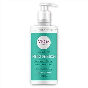 Vega Care Hand Sanitizer, 500ml
