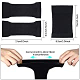 2 Pairs Women Arm Shapers Plus Size Arm Slimming
