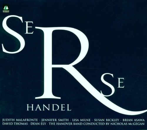 Handel - Serse / Malafronte, J. Smith, Milne, Bickley, for sale  Delivered anywhere in USA