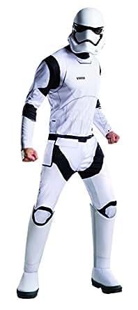 Star Wars Men's Episode Vii: The Force Awakens Value Stormtrooper Costume, Multi, X-Large