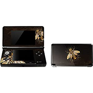 Fantasy & Dragons 3DS Skin – Steampunk Bee Vinyl Decal Skin For Your 3DS