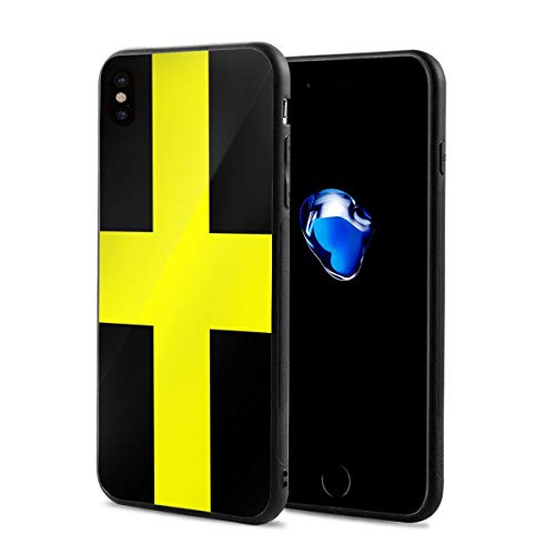 COJOP Saint David Flag Fashion Phone Holder Iphoe 6/6s/6 Plus/6s Plus/7/8/7 Plus/8 Plus/X Case, 4.7Inch/5.5Inch/5.8 Inch