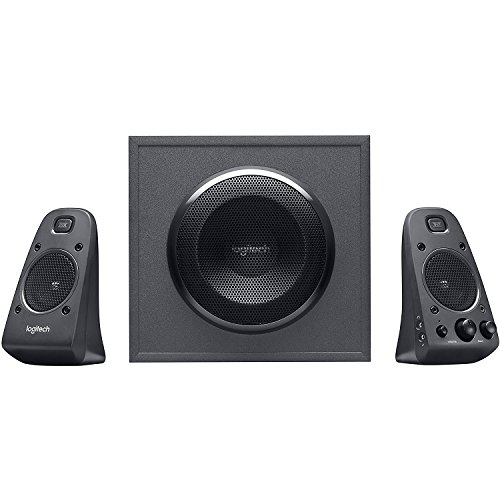Logitech Z625 THX Certified 3-Piece 2.1-Channel Multimedia Speaker System (Certified Refurbished) by Logitech