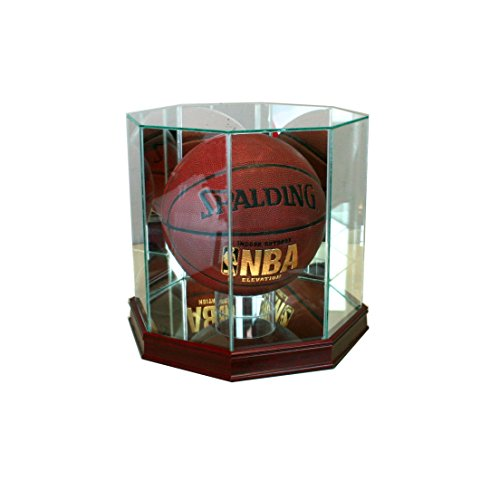 - Perfect Cases Octagon Basketball Display Case