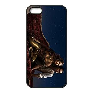 where a whole new world awaits iPhone 4 4s Cell Phone Case Black PSOC6002625685505