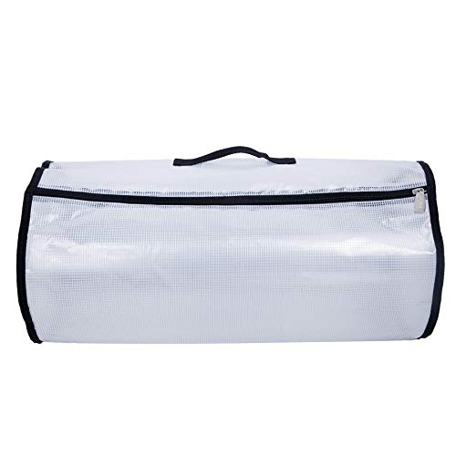 Mat Case, Travel-Friendly Carrying Case for Original, Cotton, and Microfiber Nap Mats, Features Zip-Close Design and Convenient Carrying Handle, Measures 20 x 10 x 10 Inches ()