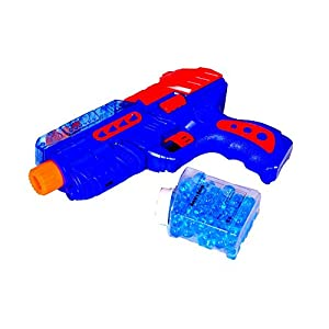 Vibgyor Vibes Water Bullets Toy Gun, Colour and Contents May Vary