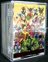 Marvel: Greatest Heroes 2012 - 81-Card Base Set