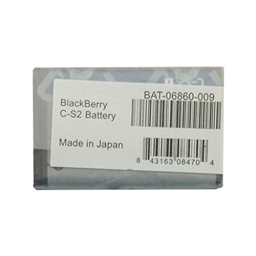 New-Blackberry-Battery-C-S2-For-Curve-8520-8530-9300-1150mAh-Generic