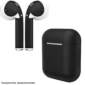Amazon.com: AirPod Charging Protective Case Silicone Cover