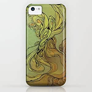 Society6 - Abstract Floral Composition iPhone & iPod Case by Annike
