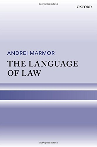 The Language of Law by Oxford University Press