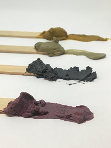Clay Facial Mask (Volcanic Ash) by Nurture from Natue
