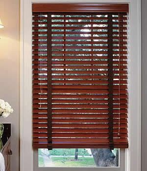 (Made-to-Order Super Saver Faux Wood Blinds, 2 Inch Value Faux Wood Blinds, 36W x 42H, Cherry Embossed)