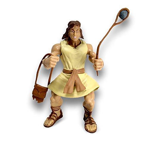 Tales of Glory Spirit Warrior David Action Figurine