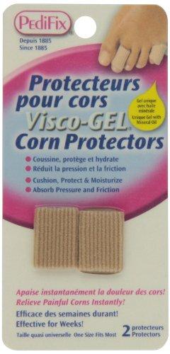 Pedifix Corn - PediFix Visco-Gel Corn Protectors Small (Fits Most) 2 Each