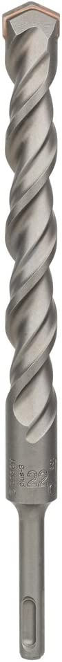 Bosch 2608831056 22x200x250mm Hammer Nippon regular agency Drill Bit Plus 3