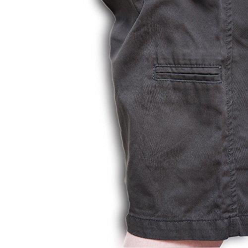 Vintage Industries Herren Chino Shorts, Tobacco, W34