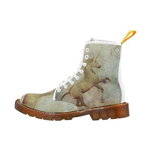 Leinterest Kyla Unicorn Martin Stövlar Mode Skor För Kvinnor