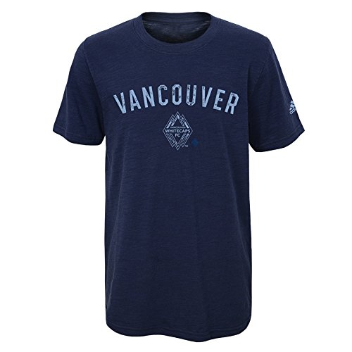 OuterStuff MLS Kids & Youth Boys City Worn Short Sleeve Slub Tee