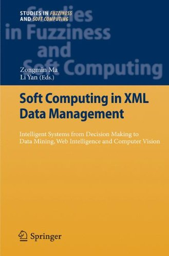Soft Computing in XML Data Management: Intelligent Systems from Decision Making to Data Mining, Web Intelligence and Computer Vision (Studies in Fuzziness and Soft Computing) by Ma Zongmin Yan Li