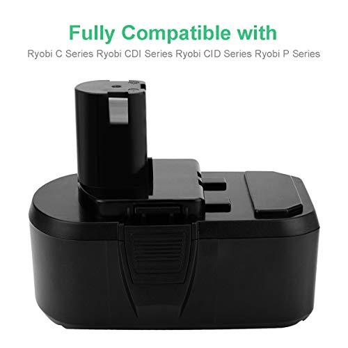 쇼핑365 해외구매대행 | Shentec 2 Pack 3 5Ah 18V Battery Compatible