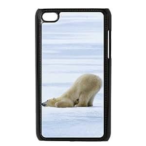 Polar Bear Phone For SamSung Galaxy S4 Mini Case Cover [Pattern-2]