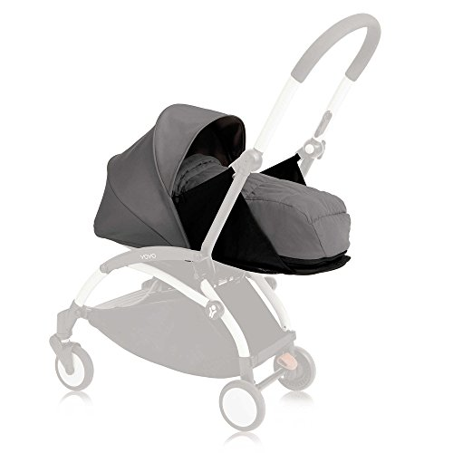 Babyzen YOYO+ Newborn Pack, Grey by Baby Zen