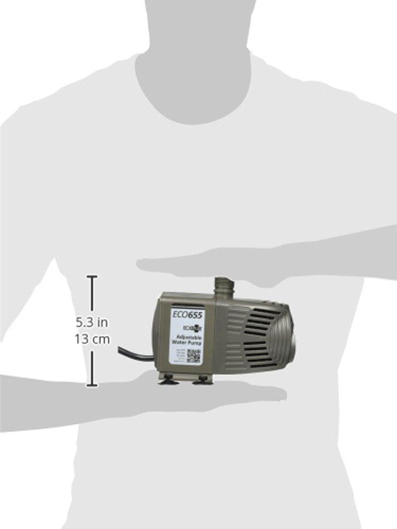 172 GPH EcoPlus 727700 Adjustable Water Pump