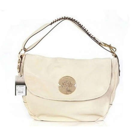 Mulberry Bag Daria Satchel Shoulder White  Amazon.co.uk  Kitchen   Home 5eecbd2007