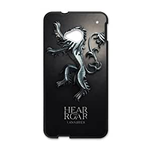 HTC One M7 Cell Phone Case Black Game of Thrones NNB Phone Case Unique 3D
