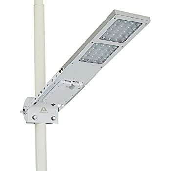 ALPHA 2020X Street Light, 3-Way Setting, Fit Max Pole Diameter 3""