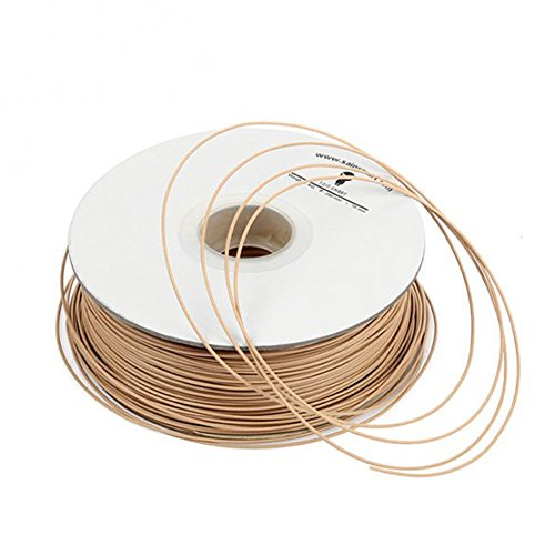 SainSmart Wood LightBrown 1KG1 75 Printer Filament Light