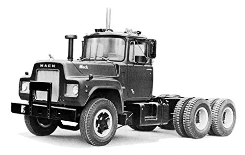 1970 Mack R600LST Truck Factory Photo