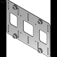 FSB4101B Custom Interface Bracket for Flat Panels up to 26 - Polebright update