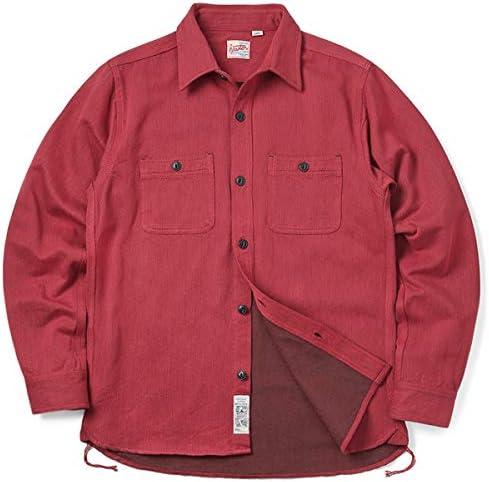 40626 ソリッド ビエラ ヴィンテージ ワークシャツ