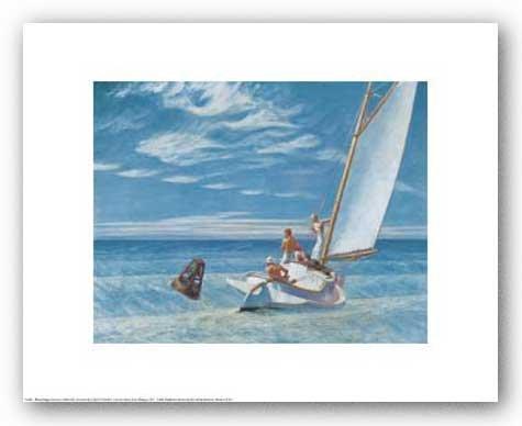 Hopper Edward Ground Swell Art - Ground Swell by Edward Hopper 14
