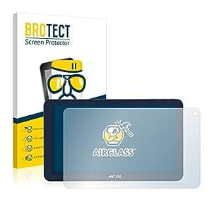 BROTECT AirGlass Protector Pantalla Cristal Flexible Transparente para Archos 101e Neon Protector Cristal Vidrio - Extra-Duro, Ultra-Ligero, Ultra-Claro