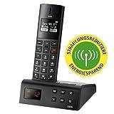 AEG Tara 405 LR schnurloses DECT-Telefon mit Anrufbeantworter und erhöhter Reichweite